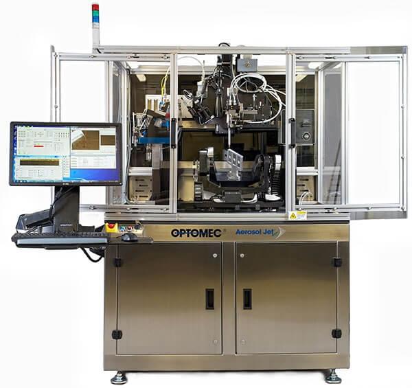 Технология 3D-печати аэрозольным напылением
