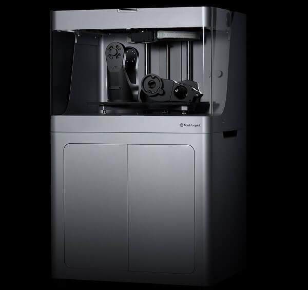 Компания Markforged анонсировала новый 3D-принтер