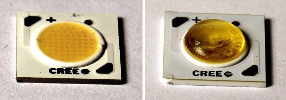 Светодиодные линзы, которые были напечатаны в 3D с использованием MIT MultiFab