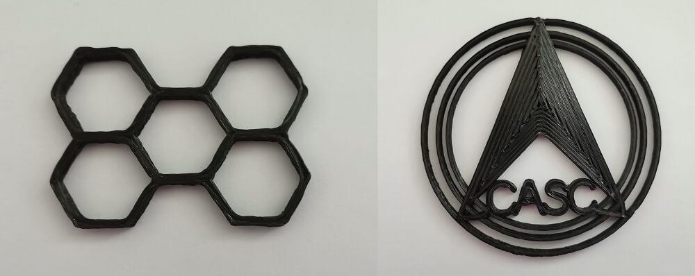3D лазерный принтер впервые самостоятельно напечатал объекты в космосе