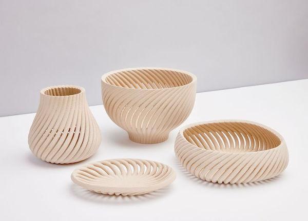 Desktop Metal разработала процесс аддитивного производства для массового изготовления экологичных деталей из древесины