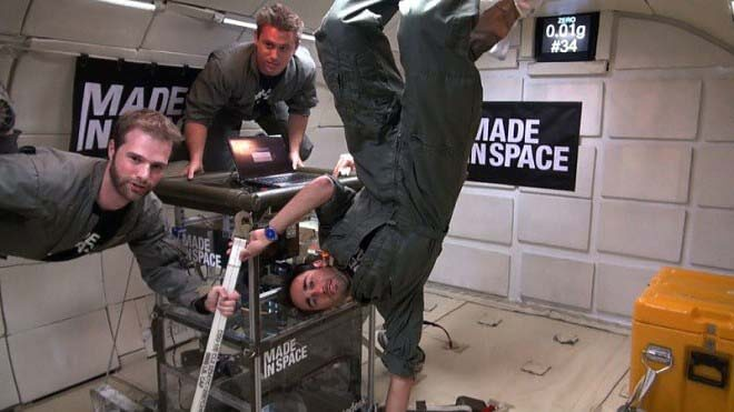 Команда Made in Space