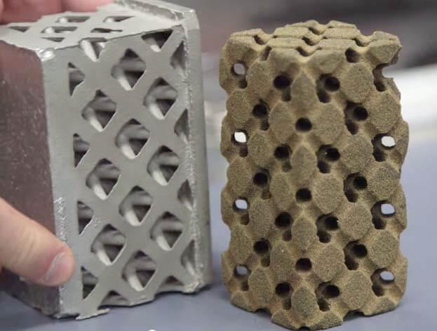 Разработан доступный 3D-принтер, который может печатать изделия из меди