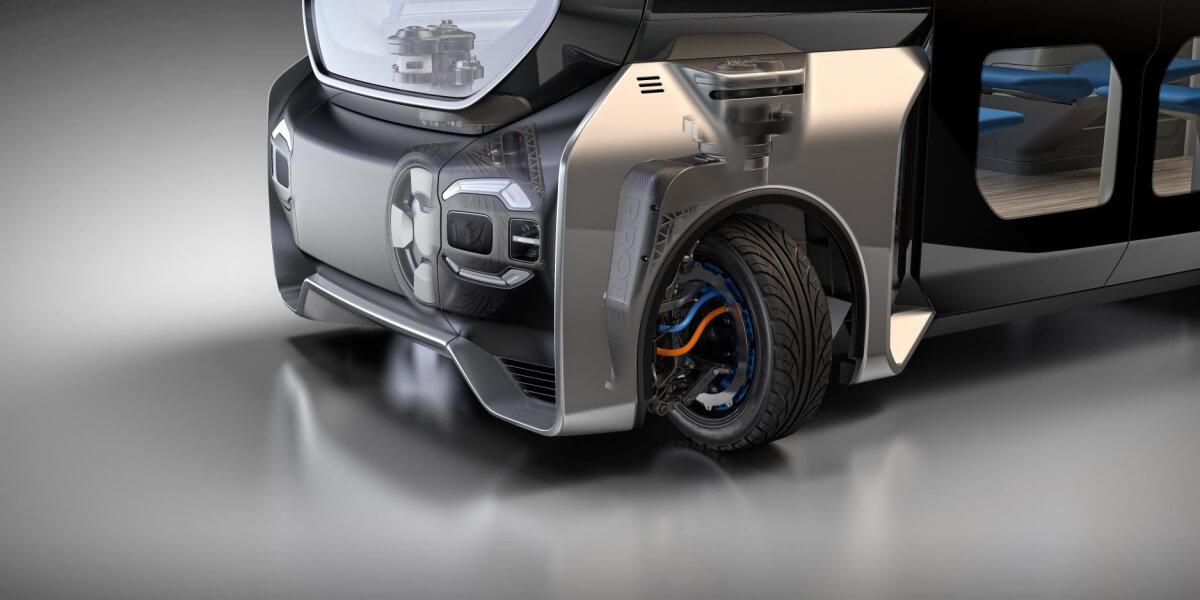 Колесо-мотор Protean360+