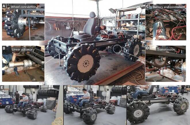 Hankook разработала шины-трансформеры