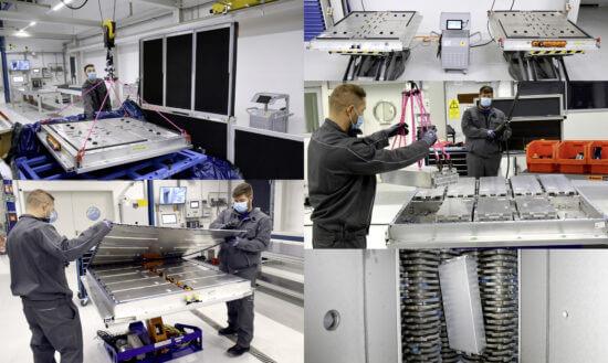 Концерн Volkswagen запустил завод по переработке старых батарей