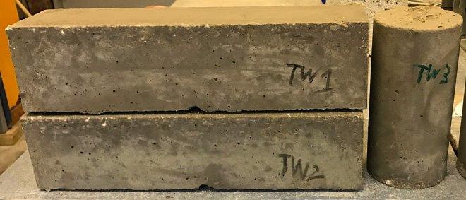 Новый бетон с добавкой графена стал на 150% прочнее обычного