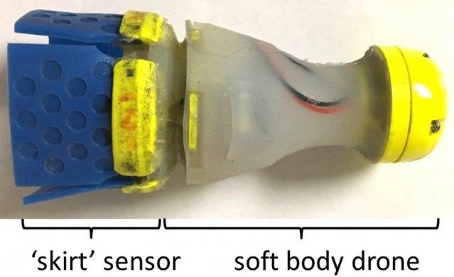Робот в форме воланчика обнаружит утечки в водопроводах