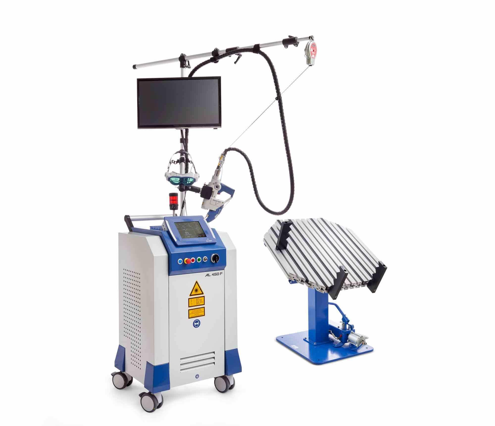 Ручная лазерная система AL-ARM