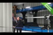 Самый большой в мире трехмерный принтер, печатающий металлические объекты