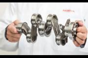 Honda и Autodesk уменьшили вес коленчатого вала на 50% с помощью аддитивных технологий