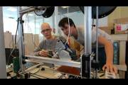 Первый российский композитный 3D-принтер может превзойти мировые аналоги