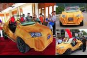 Китайцы создали свой вариант автомобиля, изготовленного при помощи 3D-печати