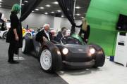 Local Motors напечатала электромобиль на 3D-принтере
