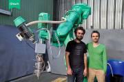 Роботизированная рука напечатает мебель любой формы и размера