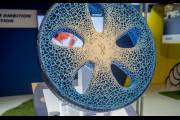 Колесо Vision от Michelin печатается на 3D-принтере и служит вечно