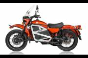 Урал представил свой первый электрический мотоцикл