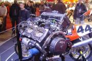 Двигатель с овальными поршнями