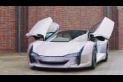 В Японии изготовили деревянный автомобиль из наноцеллюлозы