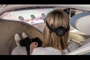 Новая технология от Mercedes позволит управлять автомобилем с помощью мысли