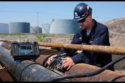 Газпром протестирует томский дефектоскоп