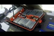 Аккумуляторная батарея гибридного автомобиля