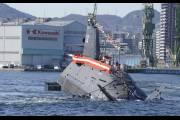 ВМФ Японии пополнился новой подлодкой «Toryu»