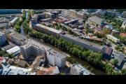 Территория аккумуляторного завода «Ригель»
