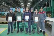 Завершился конкурс профмастерства среди сварщиков машиностроительного дивизиона Росатома