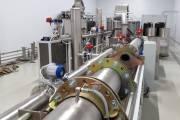 Расходомерная установка для высокоточных измерений объемного и массового расхода жидкости