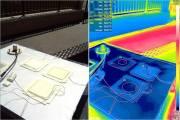 Ученые разработали краску, которая может охлаждать здания, отражая до 98% поступающего тепла