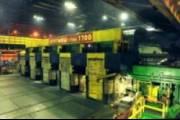 Стан холодной прокатки ЧерМК выпустил 30-миллионную тонну проката