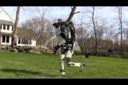 Робот Atlas компании Boston Dynamics научился ориентироваться на открытой местности