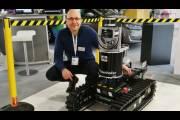 Робот SmokeBot