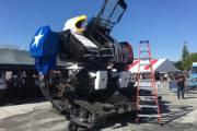 Американский робот MegaBots Mk.III