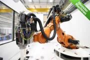 Самый точный на сегодняшний день промышленный робот-манипулятор
