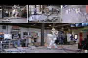 Valkyrie - гуманоидный робот, который будет помогать людям при колонизации Марса