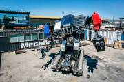 Боевой робот Eagle Prime