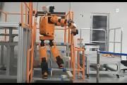 E2-DR - робот от компании Honda