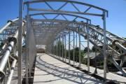 Мосты с конструкциями из алюминиевых сплавов