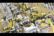 Рост производства промышленных роботов в Китае превысил 50%