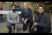 Новая полимерная арматура позволит создавать сверхлегкий и прочный бетон