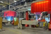 На БМЗ появился роботизированный сварочный комплекс