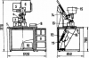 Установка ЭМ-440 для односторонней контактной микросварки